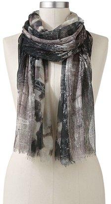 Apt. 9 cityscape scarf