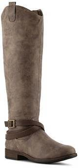 Crown Vintage Bentley Wide Calf Riding Boot