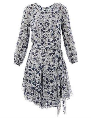 Etoile Isabel Marant Drewett floral-print dress