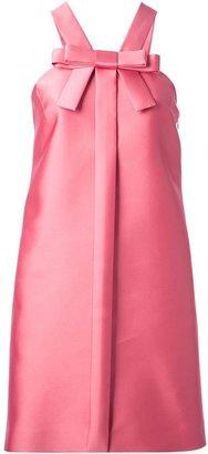 Viktor & Rolf bow detail sleeveless dress