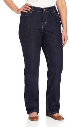 Levi's Women's Plus-Size 590 Straight Leg Jean