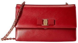 Salvatore Ferragamo Ginny Cross Body Handbags