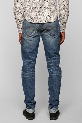 Lee 101Z Lean Straight Selvedge Jean