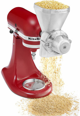 KitchenAid Kgm Grain Mill Stand Mixer Attachment
