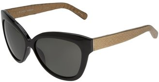 Linda Farrow Luxe 'Snake Stem' sunglasses