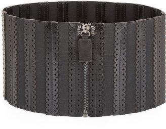 BCBGMAXAZRIA Strap Waist Belt