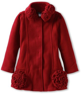 Kate Mack Essential Coats Polar Jacket (Toddler) (Red) - Apparel