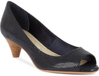 Bernini Giani Shoes, Soria Peep Toe Pumps