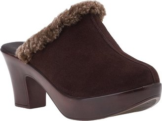 Cordani Dream Clog Brown Suede