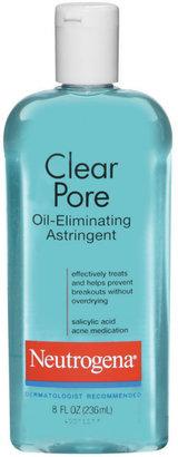 Neutrogena Clear Pore Oil-Controlling Astringent