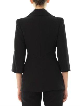 Antonio Berardi Tailored single-breasted jacket