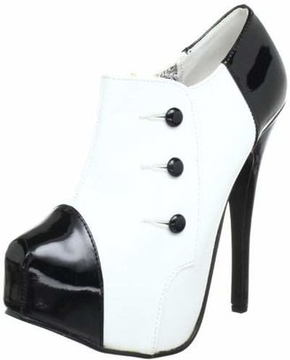 Pleaser USA Bordello By Women's Teeze-20 Ankle Boot