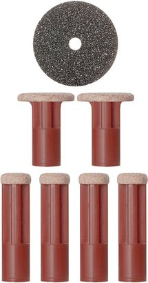 PMD Personal Microderm Red Coarse Replacement Discs