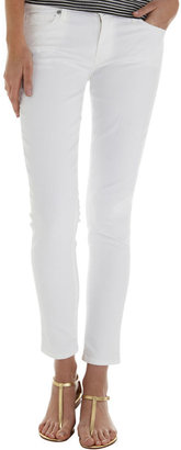 Vince Skinny Ankle Jean-Refurbished White