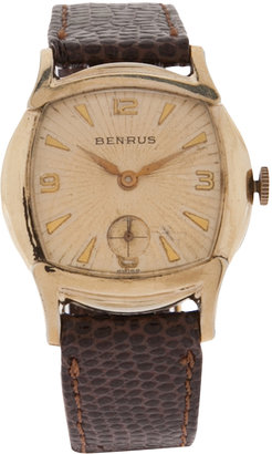 Benrus Vintage Watches By John Opdycke Sundial Watch