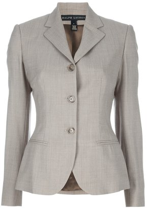 Ralph Lauren Black Label structured jacket