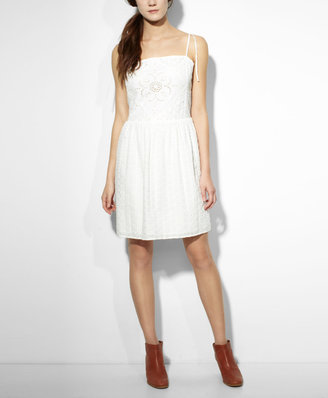Levi's Eyelet Dress