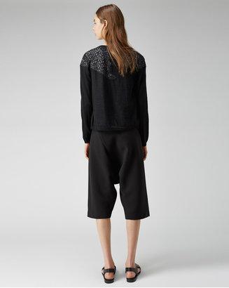 Rachel Comey lace combo cardigan