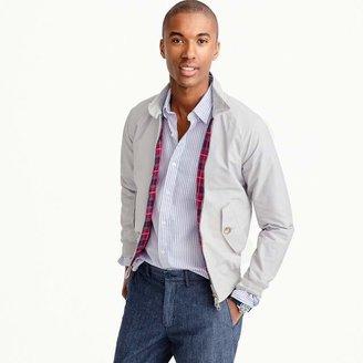 Baracuta® G9 Harrington jacket $390 thestylecure.com