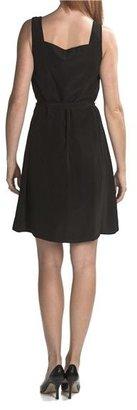 Chetta B Pleated Color-Block Dress (For Women)