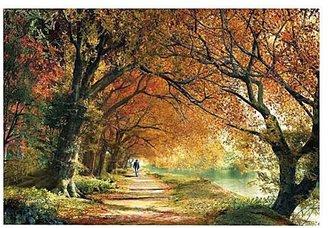 Educa Forever Autumn Puzzle (2000 pcs)