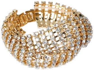 Kenneth Jay Lane Vintage Inspired Statement Bracelet