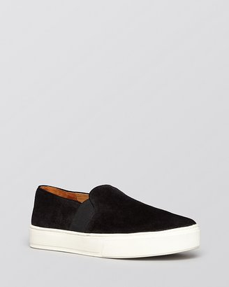 Vince Flat Slip On Sneakers - Blair $225 thestylecure.com