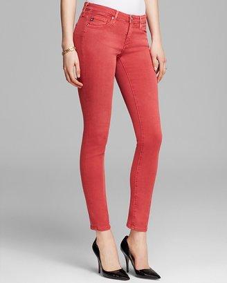 AG Adriano Goldschmied Jeans - Stilt Skinny in Bright Henna