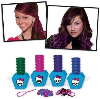 Fashion Angels Monster High Freaky Fab Hair FX Hair Chox and Beading Kit