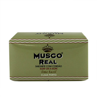 Musgo Real Lime Basil Soap on a Rope by 6.7oz Soap)