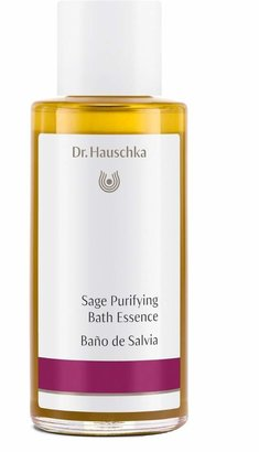 Dr. Hauschka Skin Care Sage Purifying Bath Essence by 3.4oz Bath Oil)