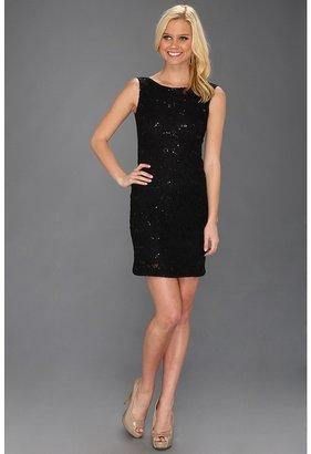 Type Z Lilae Lace Dress (Black) - Apparel