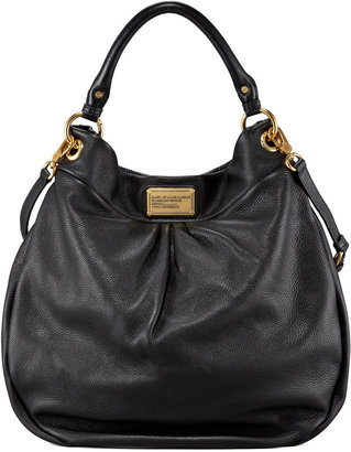 Marc by Marc Jacobs Classic Q Hillier Hobo, Black