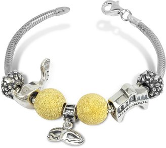 Nuovegioie Tedora Sterling Silver Venice Bracelet