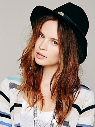 Free People Bollman Novelty Band Brimmed Hat