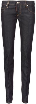 DSquared Dsquared2 Slim Jeans Dunkelblau