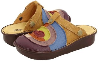 Spring Step Lollipop Women's Clog/Mule Shoes