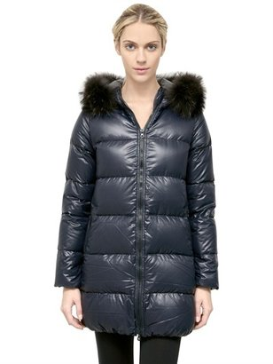 Duvetica Kappa Shiny Nylon Down Jacket