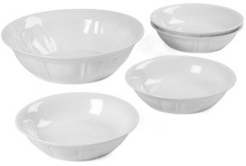 Mikasa Dinnerware, Antique White 5 Piece Pasta Set