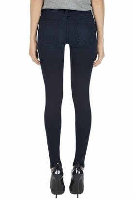 J Brand 620 Mid-Rise Super Skinny Jean In Atmosphere