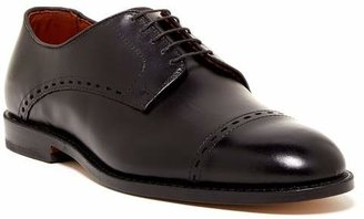 Allen Edmonds Madison Ave Cap Toe Derby - Extra Wide Width Available