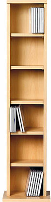 Christian Dior Argos Home and DVD Media Storage - Beech Effect