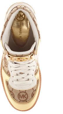 MICHAEL Michael Kors Nikko High-Top Sneaker