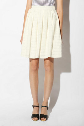 Urban Outfitters Cooperative Textured Knit Skirt