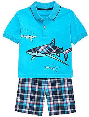 Class Club 2T-7 2-Piece Shark Set