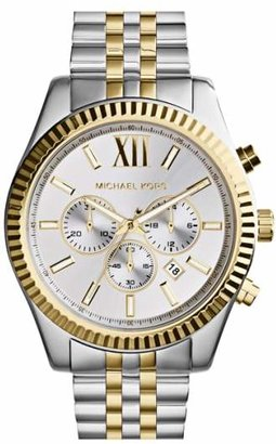 Michael Kors Large Lexington Chronograph Bracelet Watch, 45mm