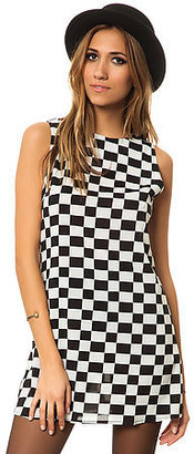 Glamorous The Checkmate Dress