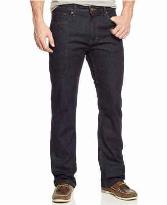 Tommy Hilfiger Men's New Bootcut Jeans $59.50 thestylecure.com
