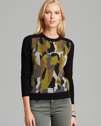 Torn By Ronny Kobo Sweatshirt - Kendra Camouflage