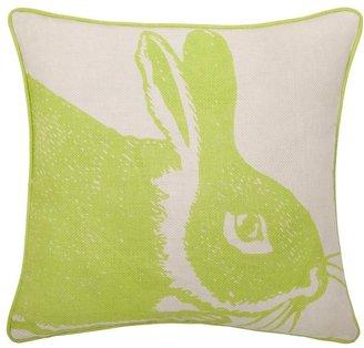 Thomas Paul Kiwi Bunny Linen Pillow